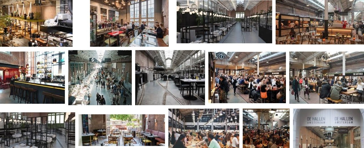 GO foodhallen Amsterdam West Go Dutch Travel