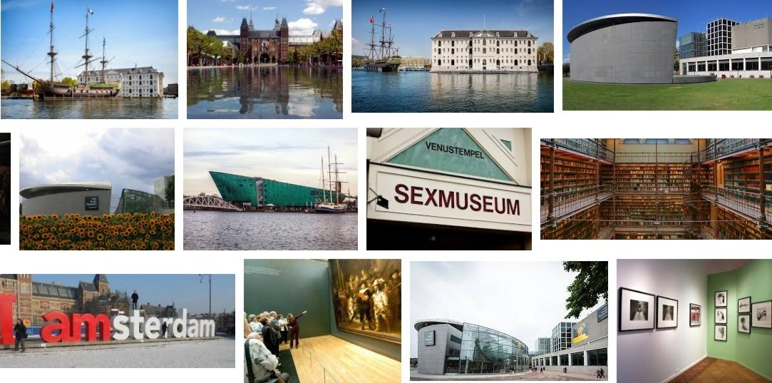 TOP 10 musea Amsterdam