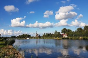 GO Dutch Holland Mill