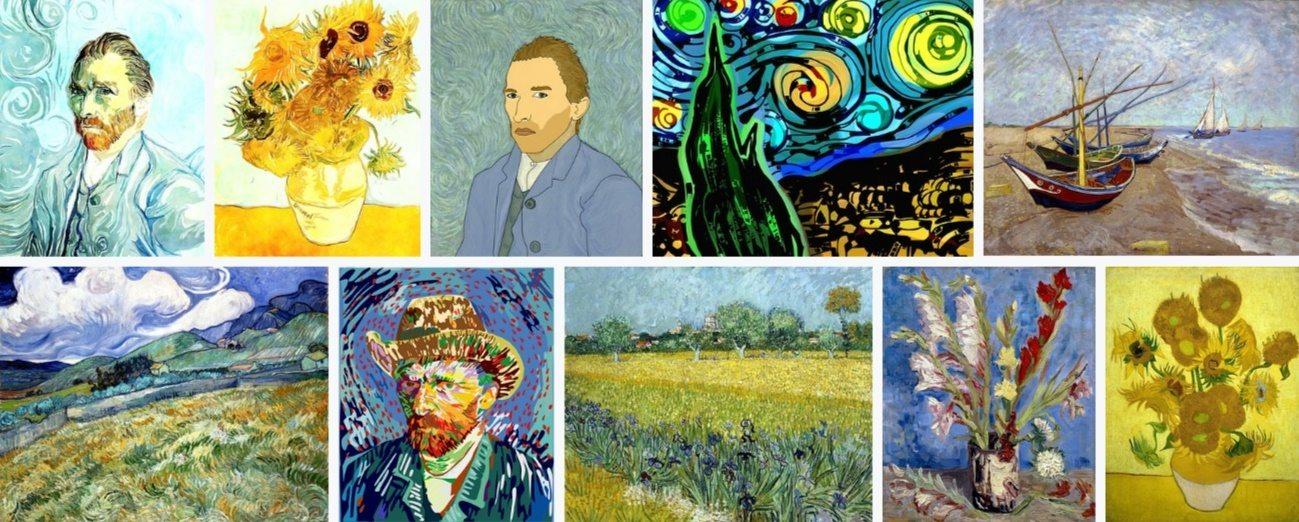 GO Van Gogh Tour