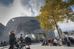 Rotterdam-Markthal GO Dutch travel