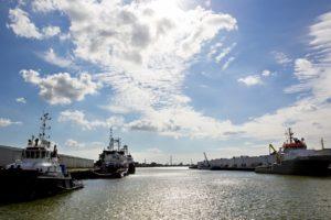GO-Dutch Rotterdam Harbour