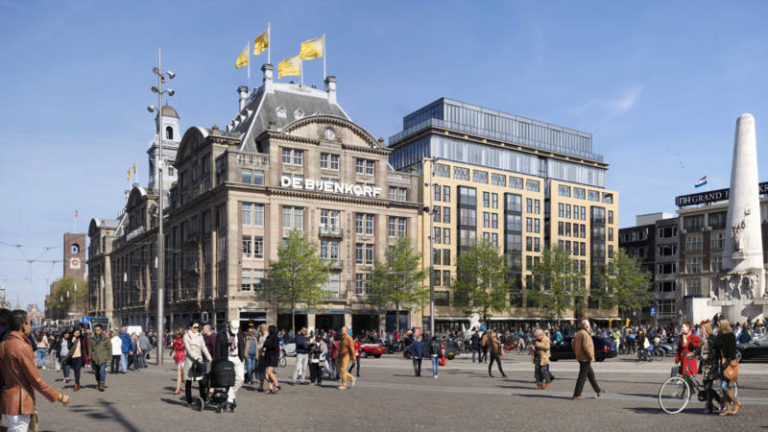 GO Dutch Bijenkorf Amsterdam
