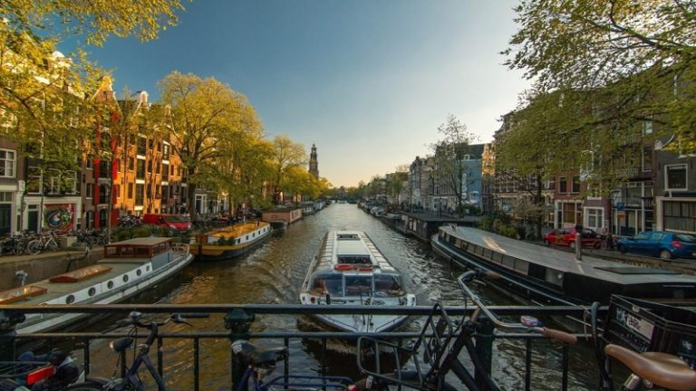GO Dutch Canal Cruise