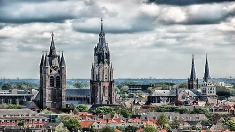 GO Dutch Travels GO Dutch travel delft city towers
